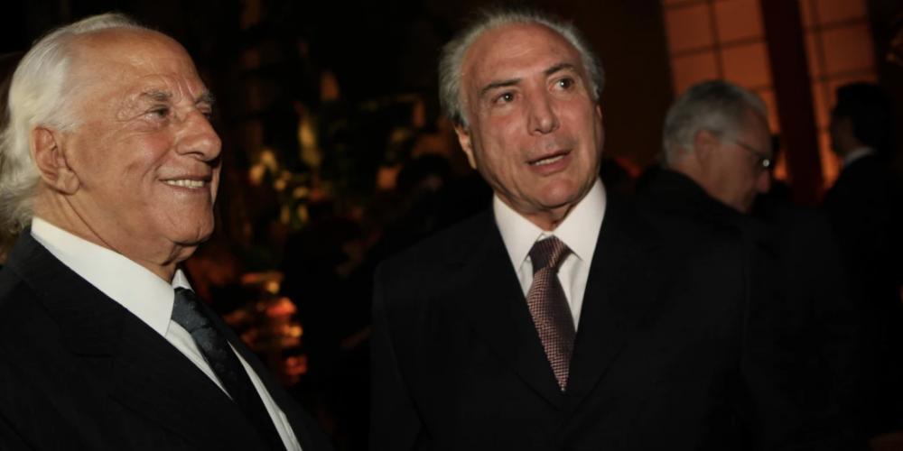 """Polícia Federal chacoalhou o limoeiro de Michel Temer. Caíram José Yunes e Antônio Celso """"Rudimar"""" Grecco. Michelzinho está com dor de barriga"""