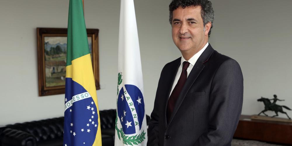 Alexandre Teixeira vai assumir a Secretaria de Estado da Comunicação Social. Ele toma posse na próxima segunda-feira (23/04)