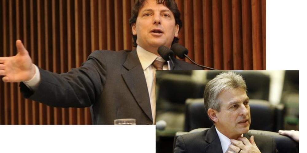 Deputado Anibelli Neto (MDB) é o novo líder da oposição no legislativo paranaense. Ele substitui Tadeu Veneri (PT)