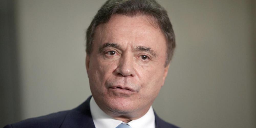O presidenciável Álvaro Dias (PODEMOS) visitou a Expo-Londrina