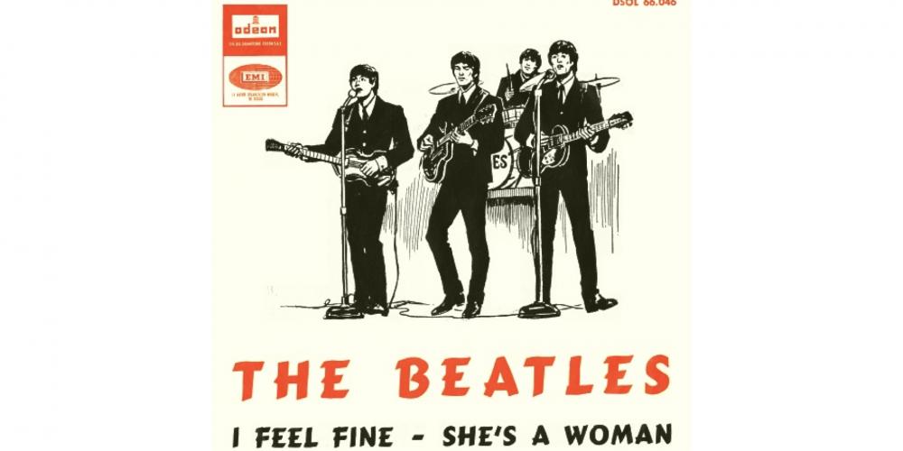 Sucessos de todos os tempos – The Beatles – I Feel Fine (Original Video 1965)