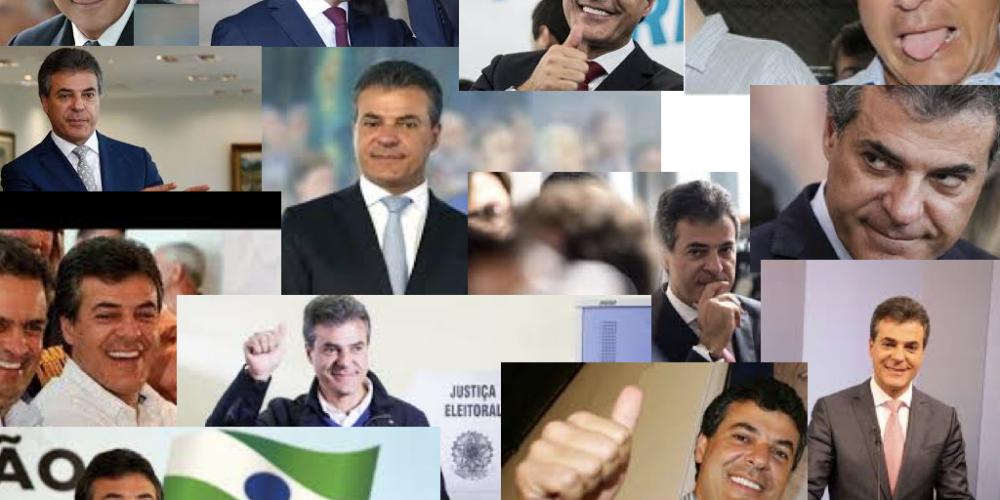 """Beto Richa tenta confundir uns e outros, mas, em casa, Dona Fernanda mandou: """"Termine o mandato, caia fora da política e venha cuidar do nosso capital"""""""