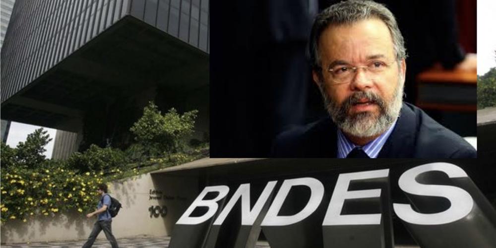 Raul Jungmann, o xerifão do Brasil, arrumou junto ao BNDS R$ 42 bilhões para dar um jeito na segurança