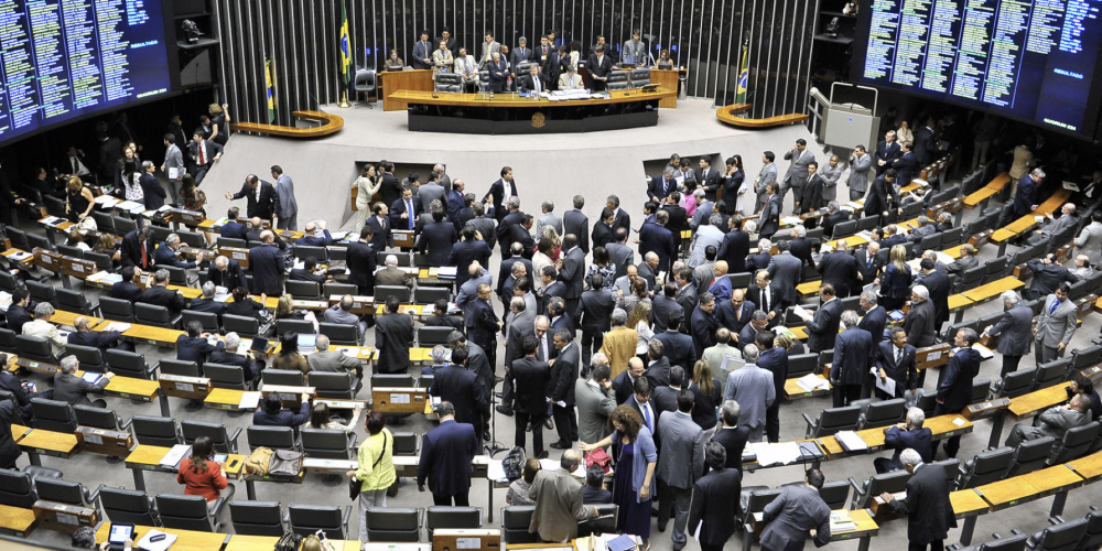 Câmara dos Deputados: Líderes indicam integrantes para as 25 comissões permanentes. As indicações devem acontecer nesta segunda-feira (26/03)