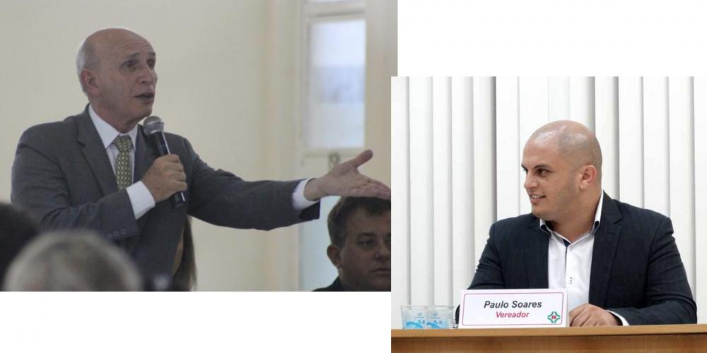 Zé do Carmo (PTB), prefeito de Cambé, precisa cuidar melhor da merenda escolar. A denúncia é do vereador Paulo Soares (PTB)