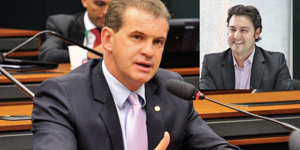 """Deputado Federal Evandro Roman (PSD) faz questão de reafirmar: """"sou Ratinho Junior e não abro"""""""