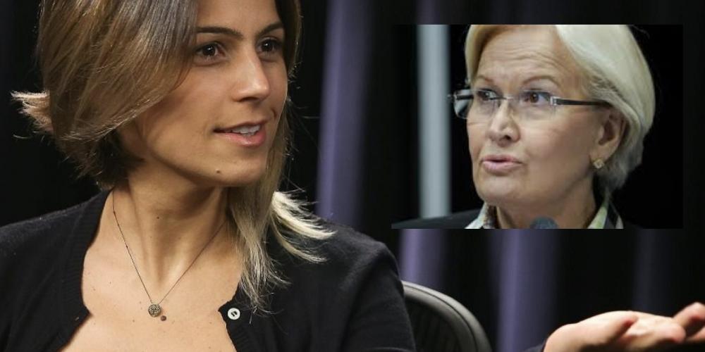 """A fala de Gleisi. Manuela diz que Ana Amélia confunde Al Jazeera com Al Qaeda e ironiza: """"Só resta comer um Al Fajor"""""""