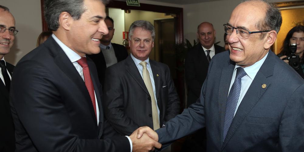 Operação Publicano. Gilmar Mendes (STF) suspende o inquérito contra o governador Beto Richa. Campanha teria sido financiada com dinheiro de propina