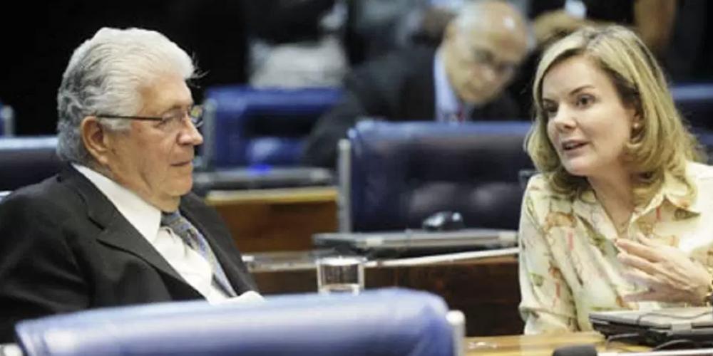 """Veja escracha: """"Bancada do Paraná é a que mais gastou com viagens em 2017. Somados, os senadores paranaenses gastaram mais de 64 mil reais"""""""