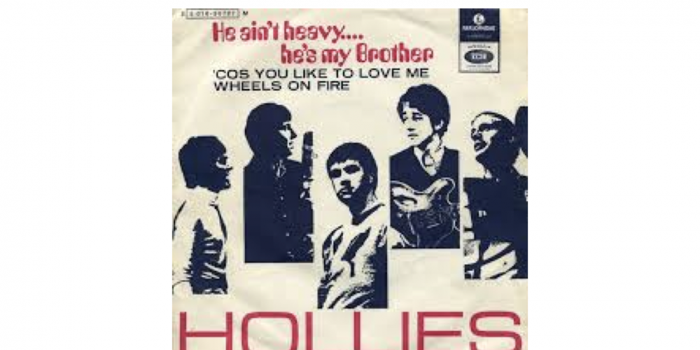 Para não esquecer – THE HOLLIES – HE AIN'T HEAVY, HE'S MY BROTHER