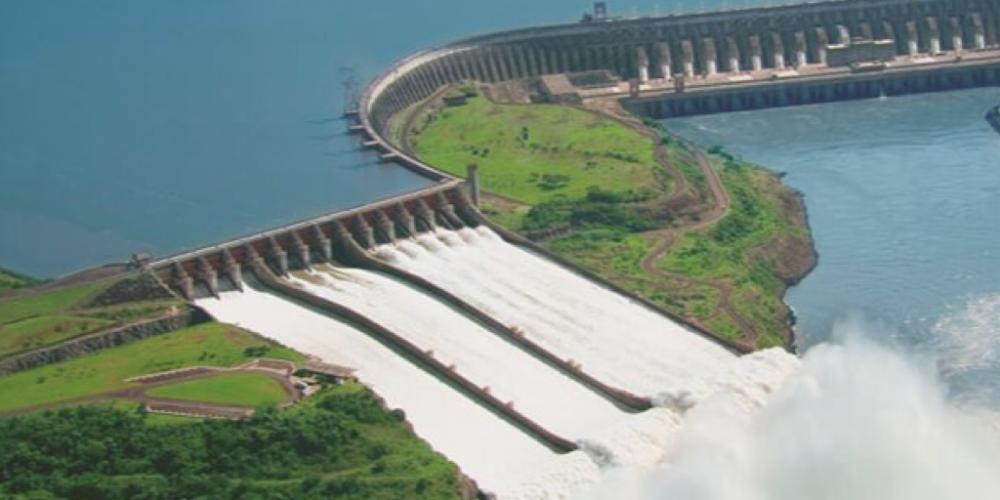 Itaipu Binacional: Paraná precisa receber mais apoio da empresa, pois o ICMS gerado na Usina, portanto, no Paraná, não fica na origem