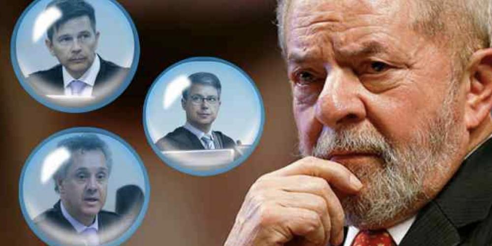 Justiça do nada. Ninguém está preocupado com a condenação de Lula, querem o ex-presidente fora da disputa eleitoral