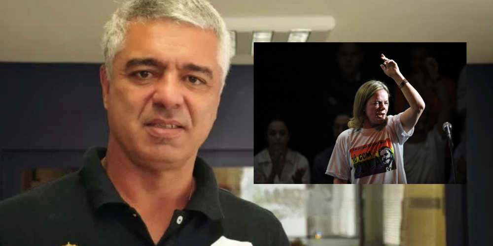 A turma do Bolsonaro quer dinamitar Gleisi Hoffamann. Abriram uma representação contra a senadora na PGR pela fala à TV Al Jazeera