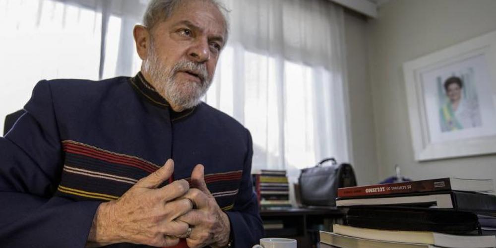 """Lula, sobre sua prisão: """"O sonho de consumo desse pessoal e do juiz Sérgio Moro é me ver pelo menos um dia preso"""""""