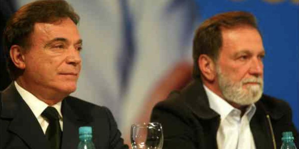 Álvaro Dias (PODEMOS), pré-candidato à presidência. Seu irmão Osmar Dias (PDT), pré-candidato ao governo. Então…