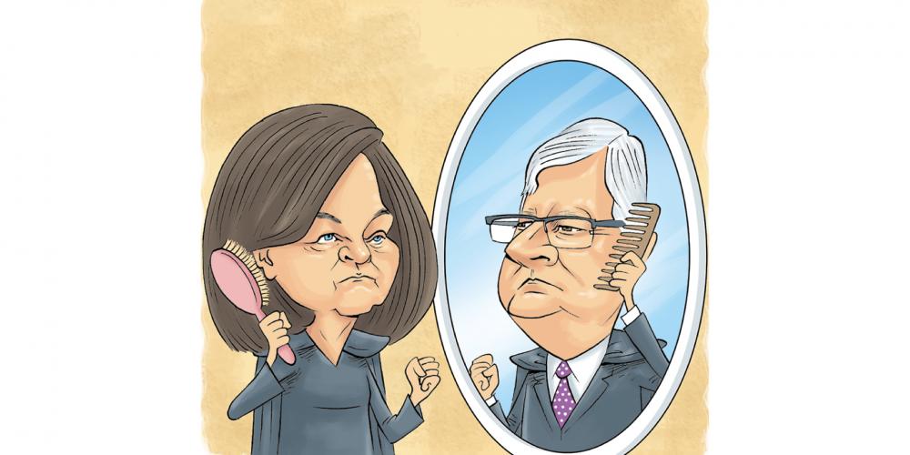 A proximidade do ministro do STF, Luiz Roberto Barroso, e a PF pode ter ter acelerado o pedido de prisão dos amiguinhos de Temer