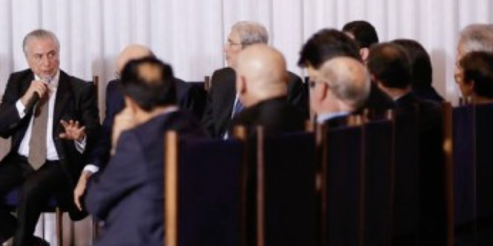 Michel Temer descarta concessões na Previdência; sugestões do PSDB reduzem economia em R$ 109 bilhões