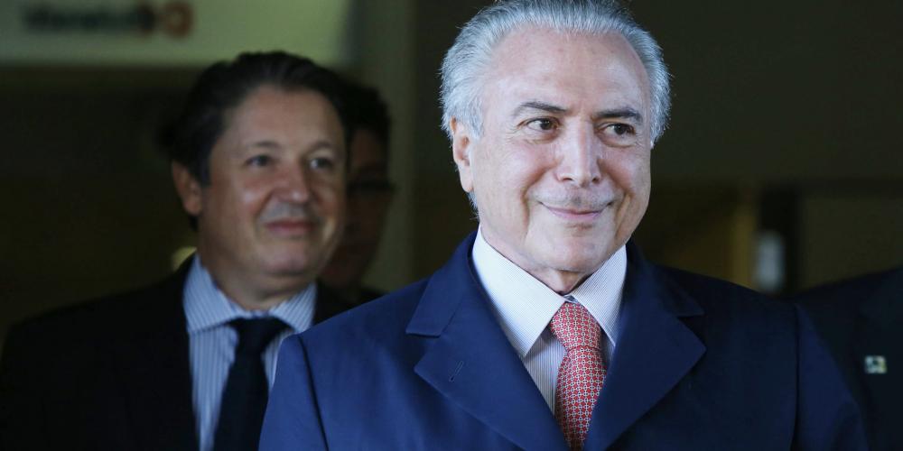 A prisão dos amiguinhos de Michel Temer pode ser resultado de uma delação do homem da mala, Rodrigo Rocha Loures