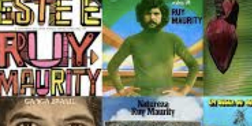 Para não esquecer. Ruy Maurity & Trio – Serafim e seus filhos
