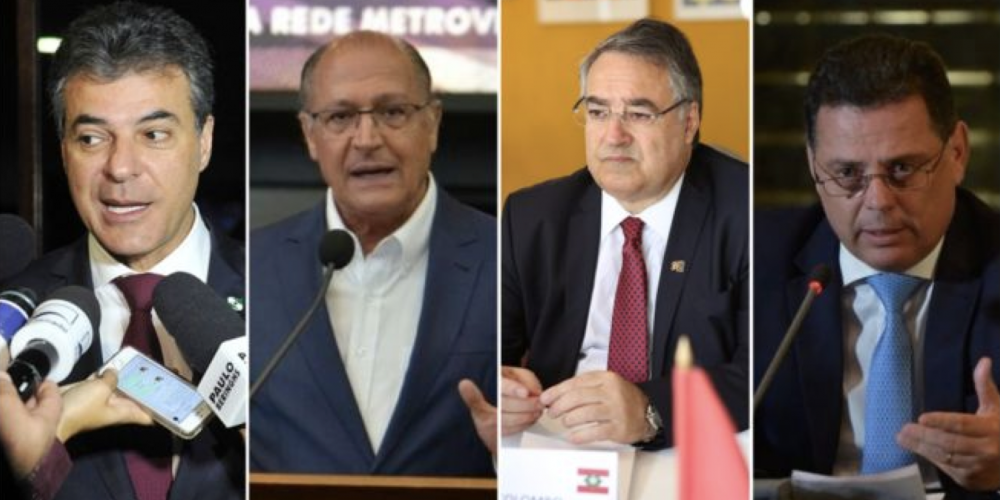 Os 4 governadores citados na Lava Jato que perderam foro privilegiado para disputar eleições