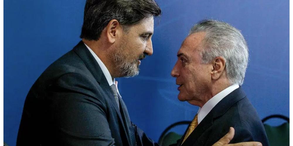 Coisinhas estranhas e preocupantes na investigação contra o presidente Michel Temer. Em cena Fernando Segovia, o chefão da PF